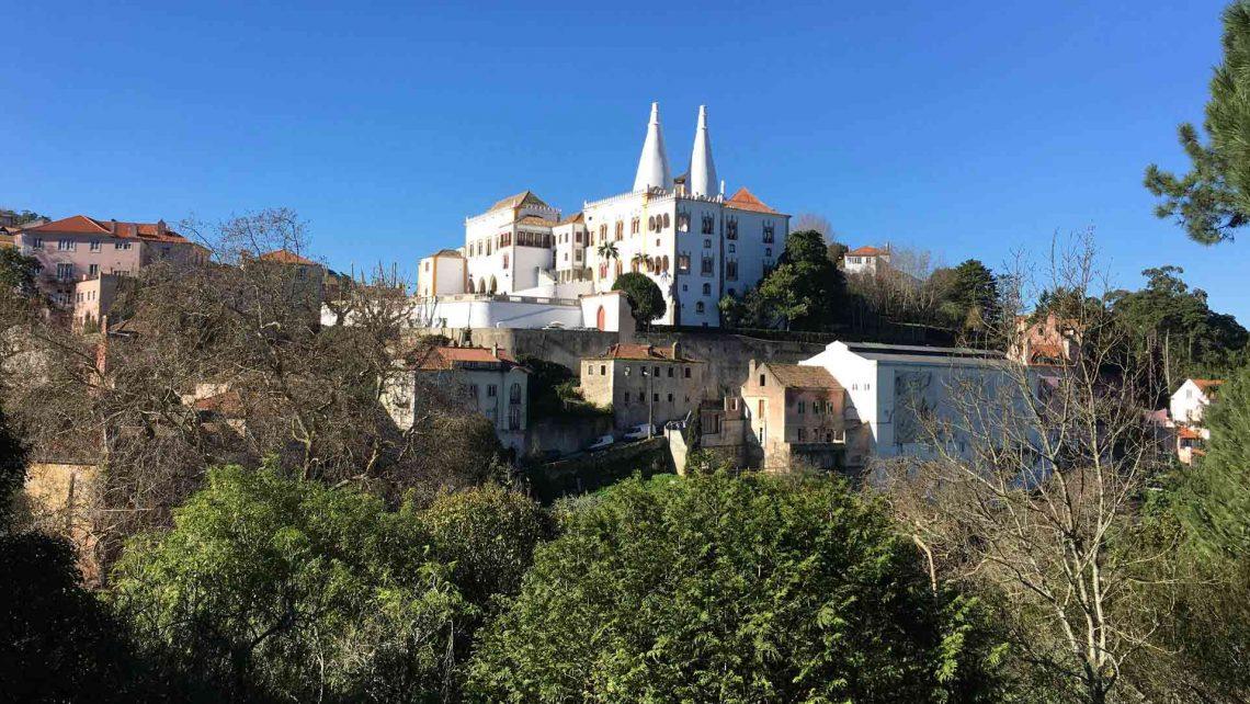Foto Schloss Sintra zum Reisebericht Sintra