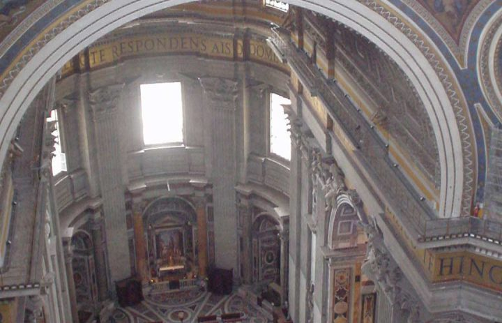 Reiseblog-Rom-Petersdom