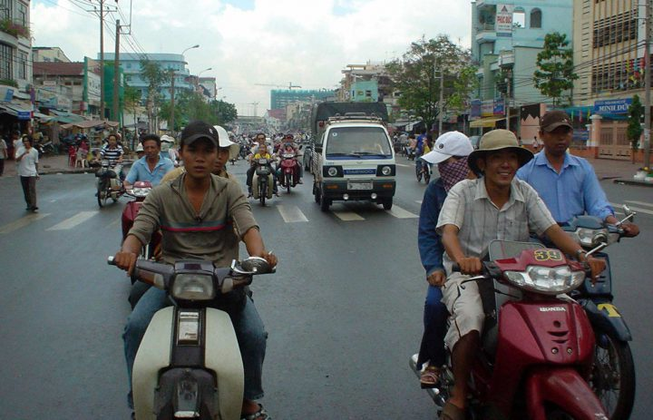Saigon detailjaeger reiseblog