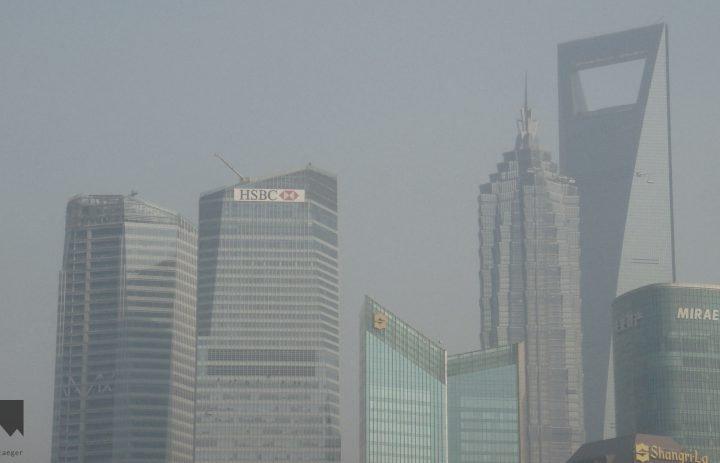 Reiseblog-Shanghai-Skyline