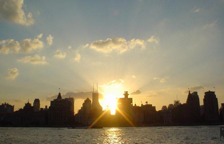 Reiseblog-Shanghai-Sonnenuntergang