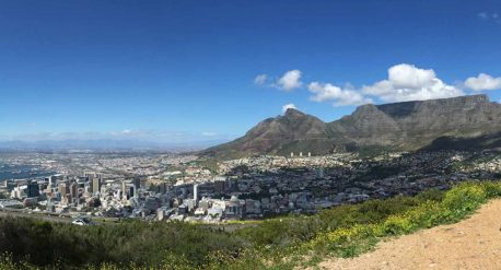 beitragsbild panorama tafelberg zu reisebericht kapstadt tipps