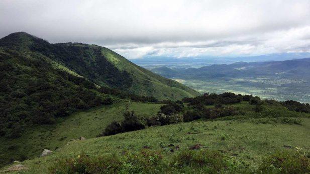 Ausblick und Wanderung über Ngong Berge in der Nähevon Nairobi - Reiseblog