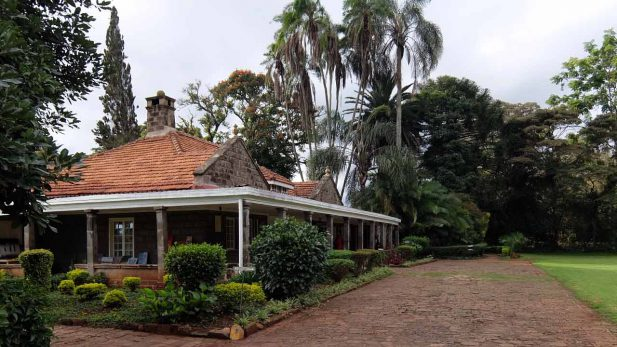 Karen Blixen Museum in Nairobi - Reisebericht